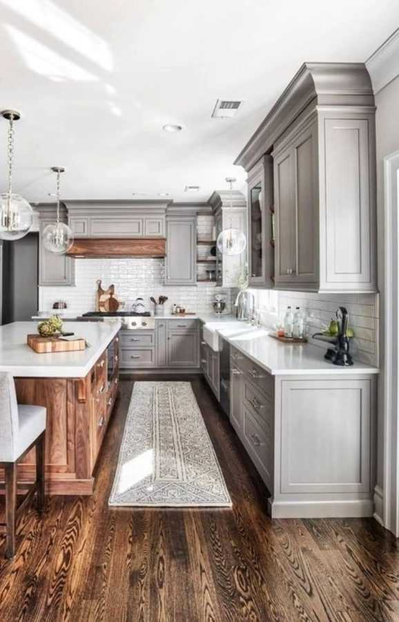 30 White Kitchen Design İdeas Modern Photos