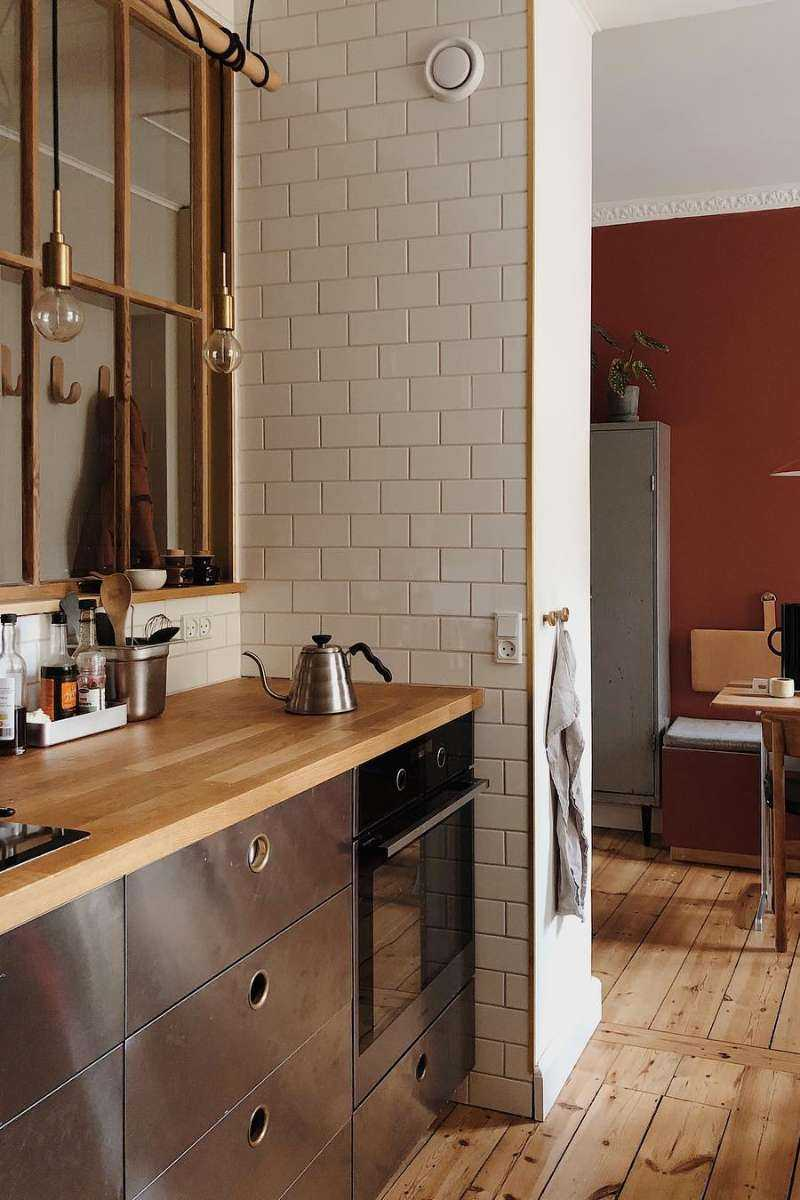 39 Small Kitchen Designs Ideas With Cute And Stylish Designs