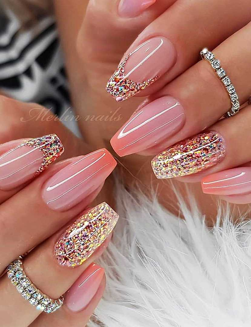 Top 100 Acrylic Nail Designs Of May 2019 - Page 63 Of 99