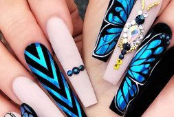 2019-flashy-acrylic-nail-designs-in-coffin-shape-of-summer-season