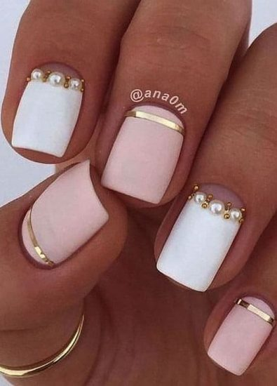 short-acrylic-nail-designs-you-can-use-in-summer-and-winter